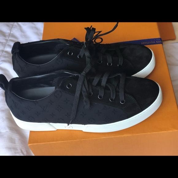 a21376724af4 Louis Vuitton Shoes - Authentic Louis Vuitton sneakers 8.5 women